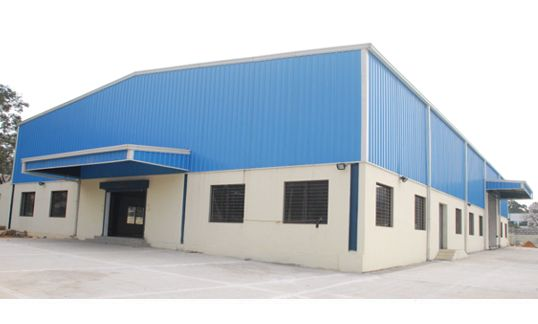Shed Pictures Design: Industrial PEB Factory Sheds