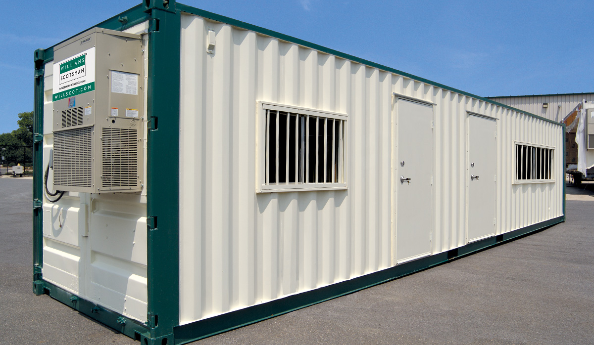 Container Office Peb Structure In Ahmedabad Peb