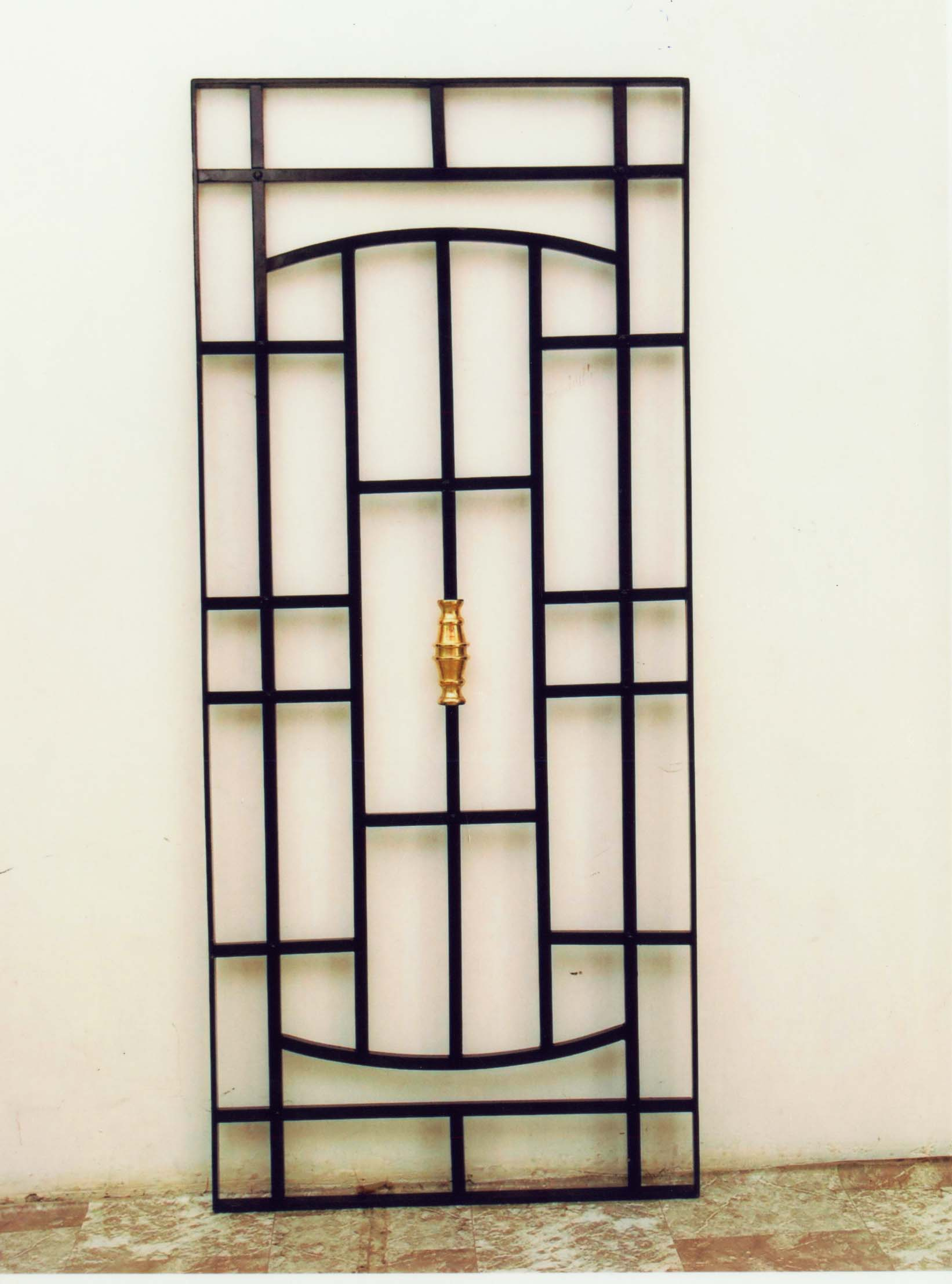 Window Grill M S Amp S S Peb Structure In Ahmedabad Peb